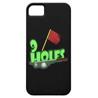 9 Holes iPhone SE/5/5s Case