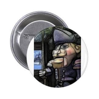 9 - Hollow Man Gear Button