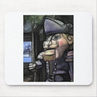 9 - Hollow Man Gear Mousepad