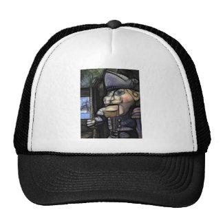 9 - Hollow Man Gear Trucker Hat