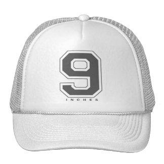 9 INCHES TRUCKER HAT
