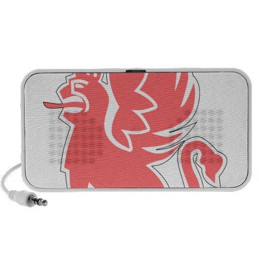 9 jg26 iPod speakers