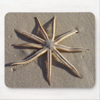 9 Legged Starfish Mouse Pad