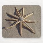 9 Legged Starfish Mouse Pads