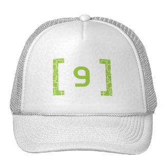 9 Lime Green Trucker Hats