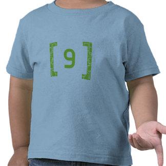 #9 Lime Green Shirts