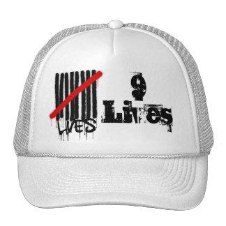 9 Lives Hat