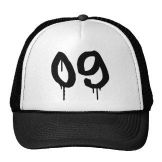9/nine mesh hats