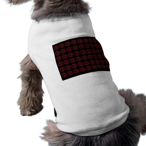 9 # Number Ten Dog Clothes