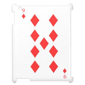 9 of Diamonds Case For The iPad