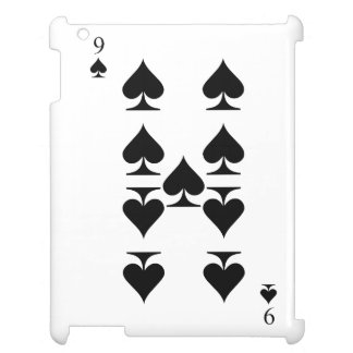 9 of Spades Case For The iPad