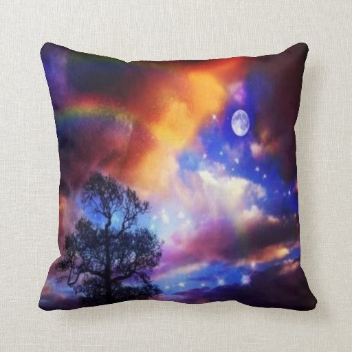 #9-over active sky pillow