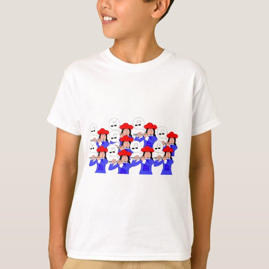 9 Pipers Piping T-Shirt