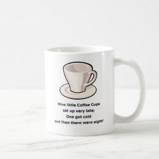#9 pocas tazas de café