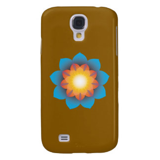 9-Point Lotus Flower Samsung Galaxy S4 Cover