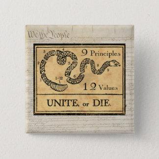 9 Principles,12 Values, 912 Project Button