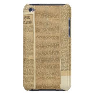 9 recortes iPod Case-Mate cobertura