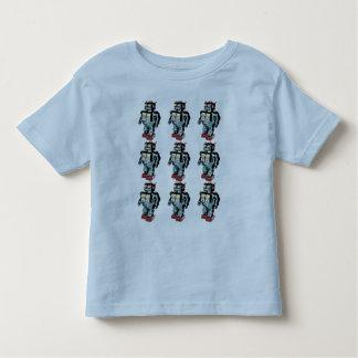 9 Robots Toddler T-shirt