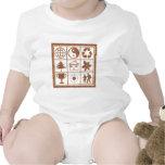 9 símbolos hacen los grandes NIÑOS EL REGALO de Trajes De Bebé