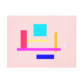 9 tamaño pequeño adicionales lienzo envuelto para galerías