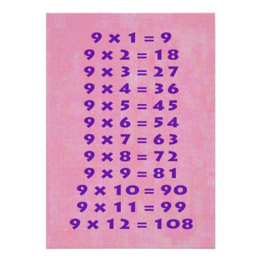 Multiplication table 50x50 free printable multiplication for Table multiplication 7 8 9