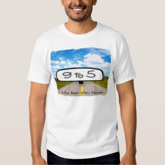 9 to 5 Basic T-Shirt