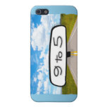 9 To 5 Hard Shell Case for iPhone 4/4S