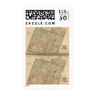9 Wards 9, 15 Postage