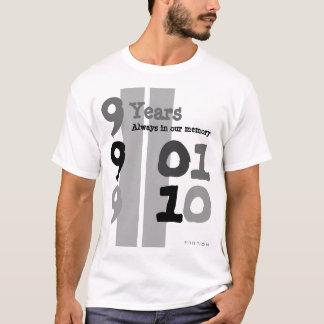 9 Years 911 T-Shirt