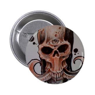 9eye skull button