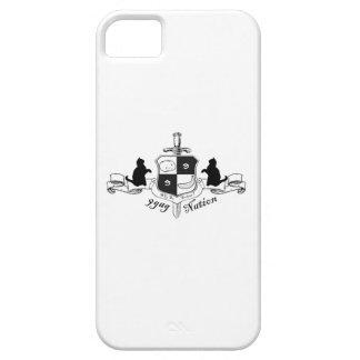 9gag Nation emblem iPhone 5 Cases