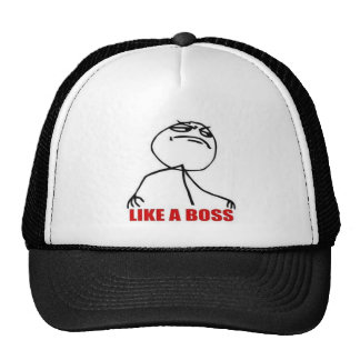 9GAG tienen gusto de un gorra del jefe