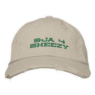 9ja 4 sheezy embroidered hat