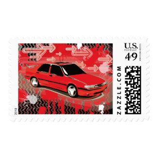 9K_stamps Postage Stamp