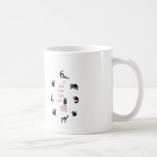 9lives coffee mug