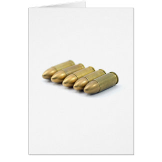 9mm Ammo Card
