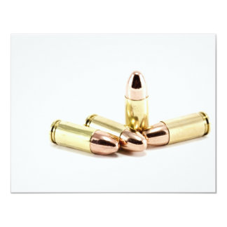 9mm Bullets Card