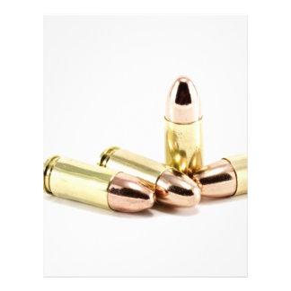 9mm Bullets Flyer