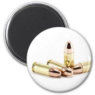 9mm Bullets Magnet