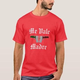 9mmmafia2, Me Vale, Madre/ red T-Shirt