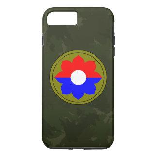 """9no División de infantería """" Reliables viejo"""" Funda iPhone 7 Plus"""