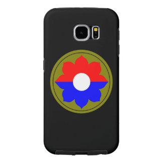 """9no División de infantería """" Reliables viejo """" Fundas Samsung Galaxy S6"""