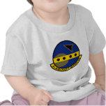 9no Escuadrilla del mantenimiento de aviones Camisetas