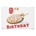 9no Fiesta de la pizza del cumpleaños