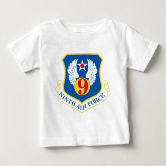 9no Fuerza aérea de U S Playera De Bebé