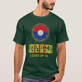 9no Universidad de los Inf Div de la camisa de