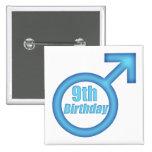 9nos regalos de cumpleaños de los muchachos pins