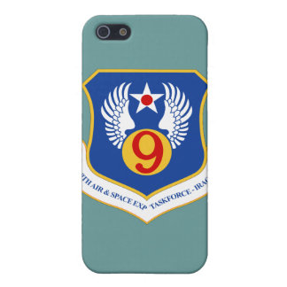 9th Air & Space Expeditionary Taskforce IRAQ Case For iPhone SE/5/5s