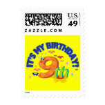 9th Birthday Postage