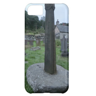 9th Century Preaching Cross, Corwen, Wales Case For iPhone 5C